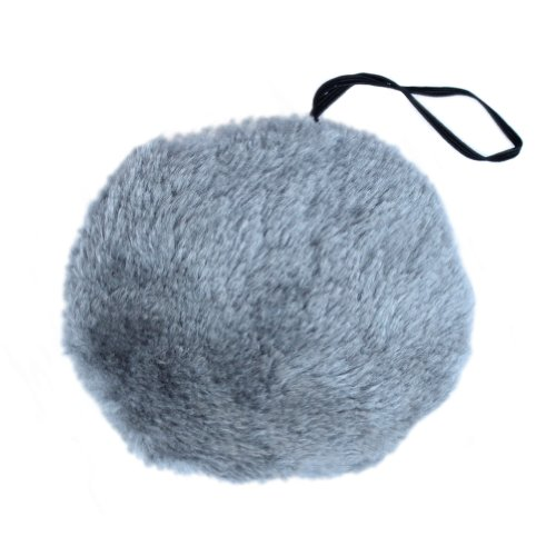 [SeasonsTrading Gray Plush Bunny Tail ~ Halloween Easter Rabbit Costume (STC12105)] (Fun Cheap Easy Halloween Costumes)