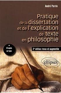 critique dissertation la philosophique