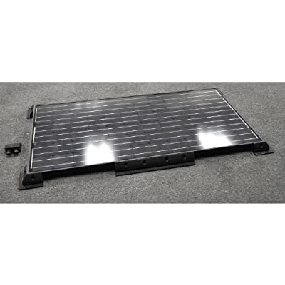 Instapark ZJ Series Solar Panel Mounting Kit