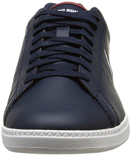 Sportif Lea Blu Courtone da Coq Dress Uomo Sneaker Bluedress Le Blue S fxFwS4nwT