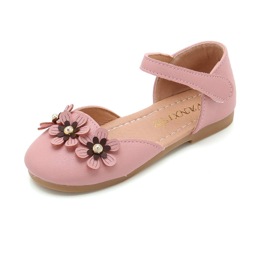 Dolwins 2019 Baby Girl Sandals Fashion Girls Flower Shoes Kids Flat Sandals