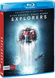 Explorers - Collector's Edition [Blu-