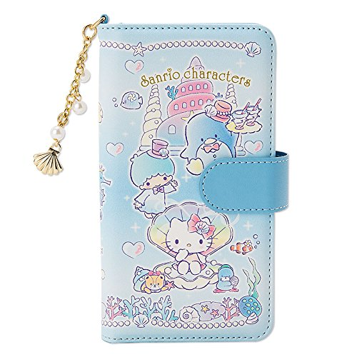 The Under Costumes Sea Nz (Sanrio Sanrio Characters multi smartphone case PARTY UNDER THE SEA From Japan)