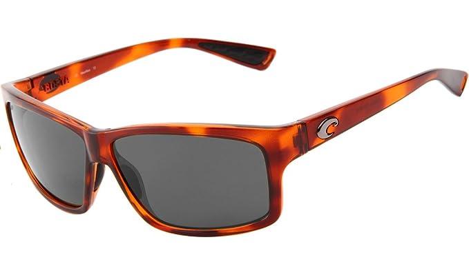 7c2f0918ac93e Amazon.com  Costa del Mar Cut Polarized Rectangular Sunglasses ...
