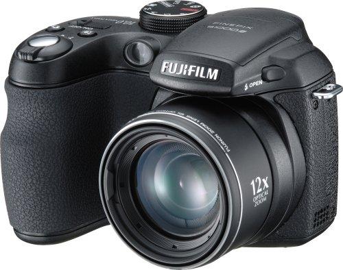 Fujifilm FinePix S Series S1000fd 10.0 MP Digital Camera - Black (Fujifilm Finepix S)