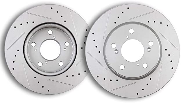 Pads For Honda Odyssey 1999-2000-2001-2002-2003-2004 Front Brake Rotors
