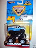 Hot Wheels Monster Jam 2010 U.S. AIR FORCE AFTERBURNER Deluxe Jumpers Collectible Truck