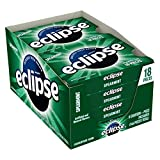 Eclipse Spearmint Sugarfree Gum, 18 Piece (Pack of 8) Review