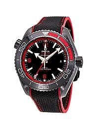 Omega Seamaster Planet Ocean Black Dial Mens Watch 215.92.46.22.01.003
