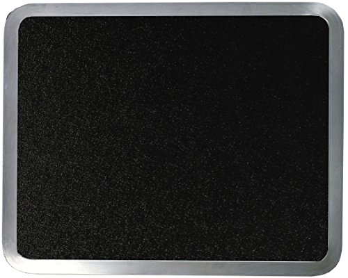 Vance 12 X 15 inch Black Built-in Surface Saver Tempered Glass Cutting Board, - Saver Surface Cutting Board Glass