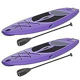 Lifetime Fathom Paddleboard Lavender, 2-Pack
