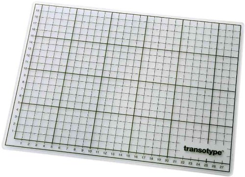 Copic A2 Cutting Mat - Clear