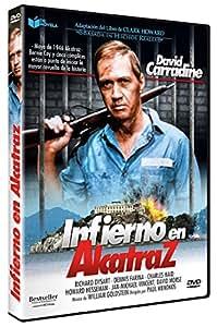 Infierno en Alcatraz [DVD]
