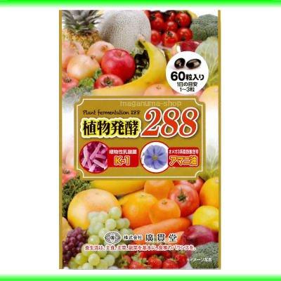 植物発酵288(60粒入)12個セット 廣貫堂 広貫堂 B01LYYQS9E