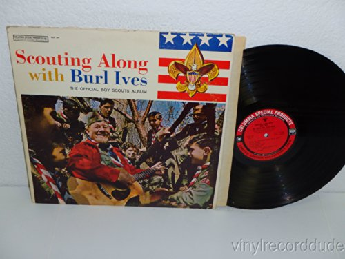 Scouting Along With Burl Ives: The Official Boy Scouts Album [Vinyl ()