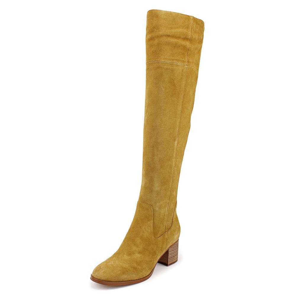 Marc Fisher Women's Mfescape Riding Boot B01N4WZGF7 11 B(M) US Sand