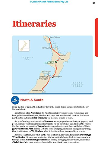 51uPtrOU5ML - Lonely Planet New Zealand (Travel Guide)