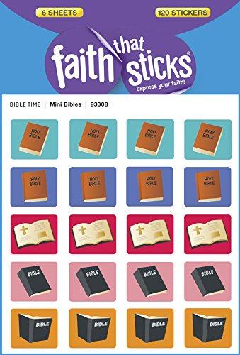Mini Bibles (Faith That Sticks Stickers)