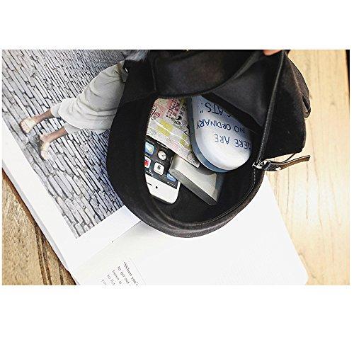 6f3ddd21a1f ZOMUSA Women Girls Fashion Mini Backpack Shoulder Bag Solid School Bags With