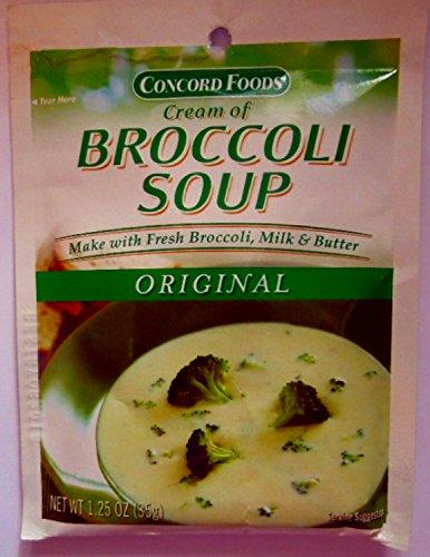 cream of broccoli soup - 7
