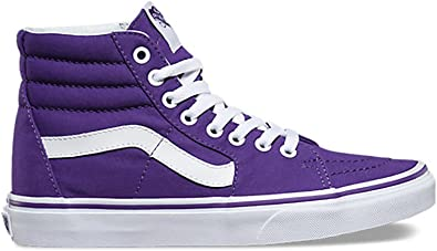 Vans SK8-Hi Canvas Imperial Purple