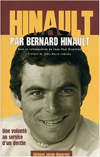 Lire en ligne HINAULT PAR BERNARD HINAULT epub, pdf
