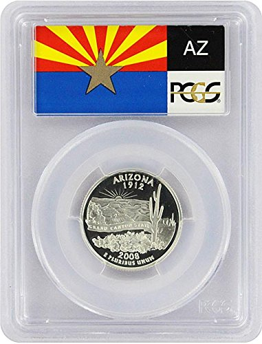 Arizona State Quarter - 4