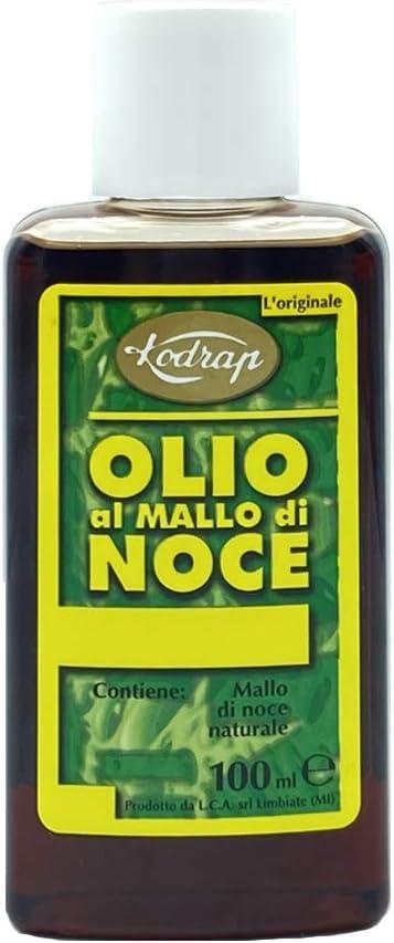 olio al mallo di noce