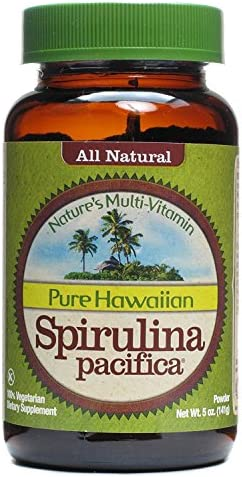 NUTREX HAWAII SPIRULINA POWDER, 5 OZ Pack of 2