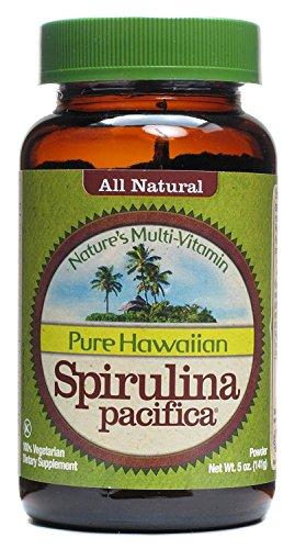 NUTREX HAWAII SPIRULINA POWDER, 5 OZ Pack of 2
