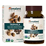 Himalaya Organic Triphala 90 Caplets for Colon Cleanse 688mg