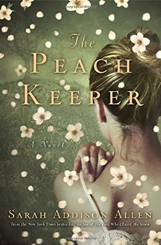 book cover of The Peach Keeper