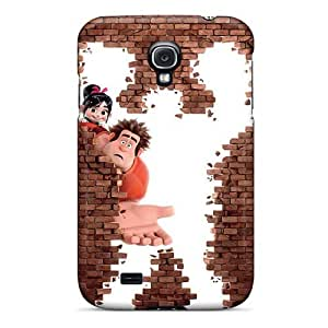 Tough Galaxy PIQOKLp35qqHWu Case Cover/ Case For Galaxy S4(wreck It Ralph Animation)