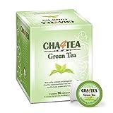 Cha4TEA 36-Count Green Tea K...