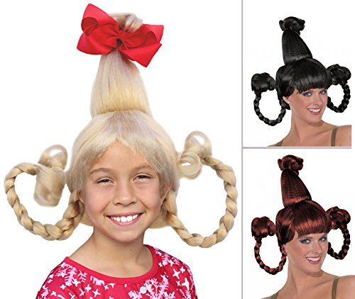Cindy Lou Who Costume Cindy Lou Who Wig Cindy Lou Wig Cindy Lou Costume