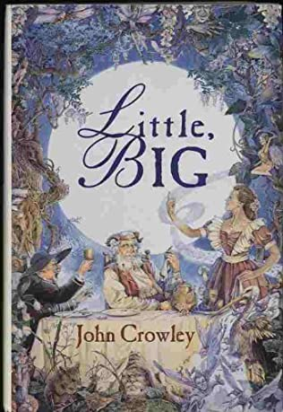 book cover of Little, Big