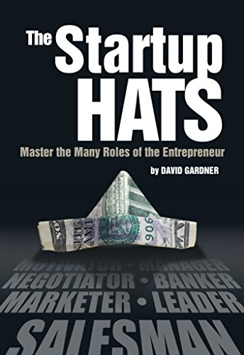 Amazon the startup hats master the many roles of the the startup hats master the many roles of the entrepreneur by gardner david fandeluxe Gallery