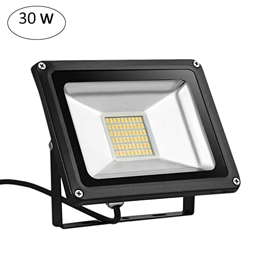 Floodlights Waterproof Ip66 220v 10w 30w 50w 100w Led Floodlight Reflector Led Flood Light Spotlight Cold White Wall Outdoor Lighting By Scientific Process