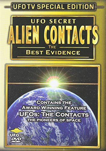 UFO Secret: Alien Contacts - The Best Evidence for sale  Delivered anywhere in USA