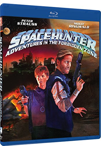 - Spacehunter: Adventures in the Forbidden Zone [Blu-ray]