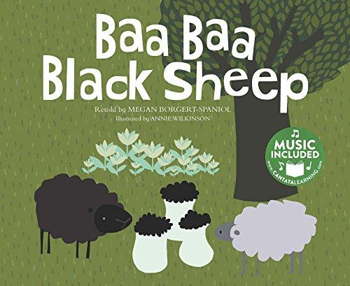 Baa Baa Black Sheep (Sing-Along - Sheep Baa
