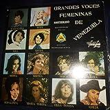 Grandes Voces Femeninas De Venezuela (Leon / Saviluz // Vinyl)