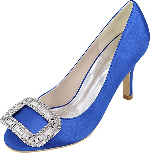 Compensées 5 Sandales Find Bleu Femme 36 Nice Bleu w6FzqE