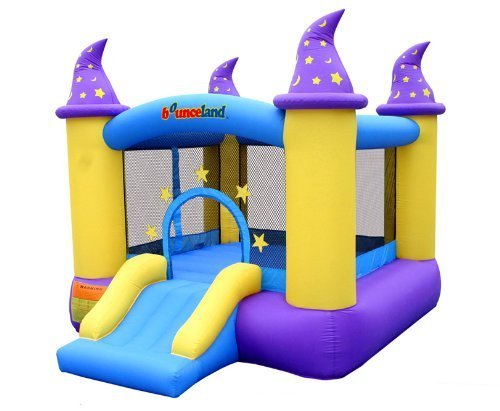 Wizard Inflatable Bounce House