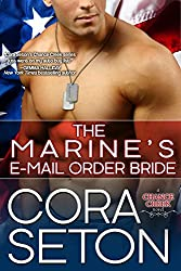 The Marine's E-Mail Order Bride (Heroes of Chance Creek Book 3) (English Edition)