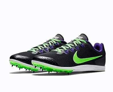 9    Nike Uomo Zoom Rival D 9  806556 035 Nero Fierce viola   16f642