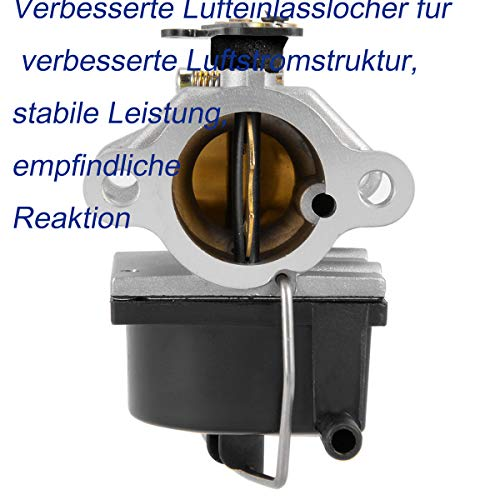 640065A Vergaser Vergaser f/ür Tecumseh 640065 OHV110 OHV115 OHV120 OHV125 OHV130 OHV135 mit Dichtung by Uotyle