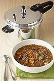 IMUSA USA GK-80601 Gourmet Pressure Cooker 6-Quart