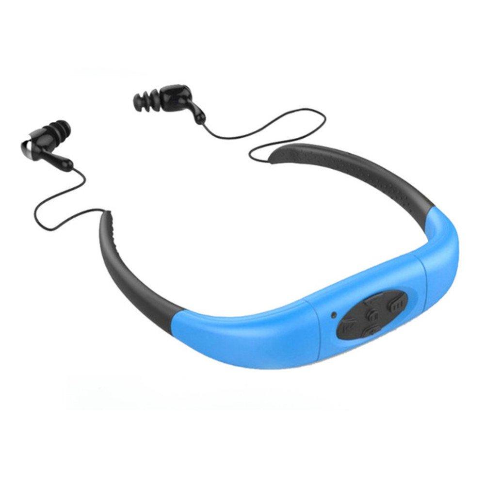 MusicFun - Reproductor de MP3 impermeable - Reproductor MP3 de ...