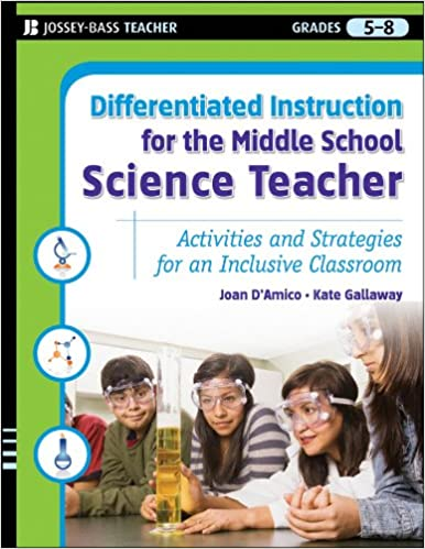 Amazon Differentiated Instruction For The Middle School Science
